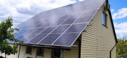 Сонячна електростанція під ключ