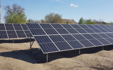 Солнечная электростанция под ключ г.Херсон